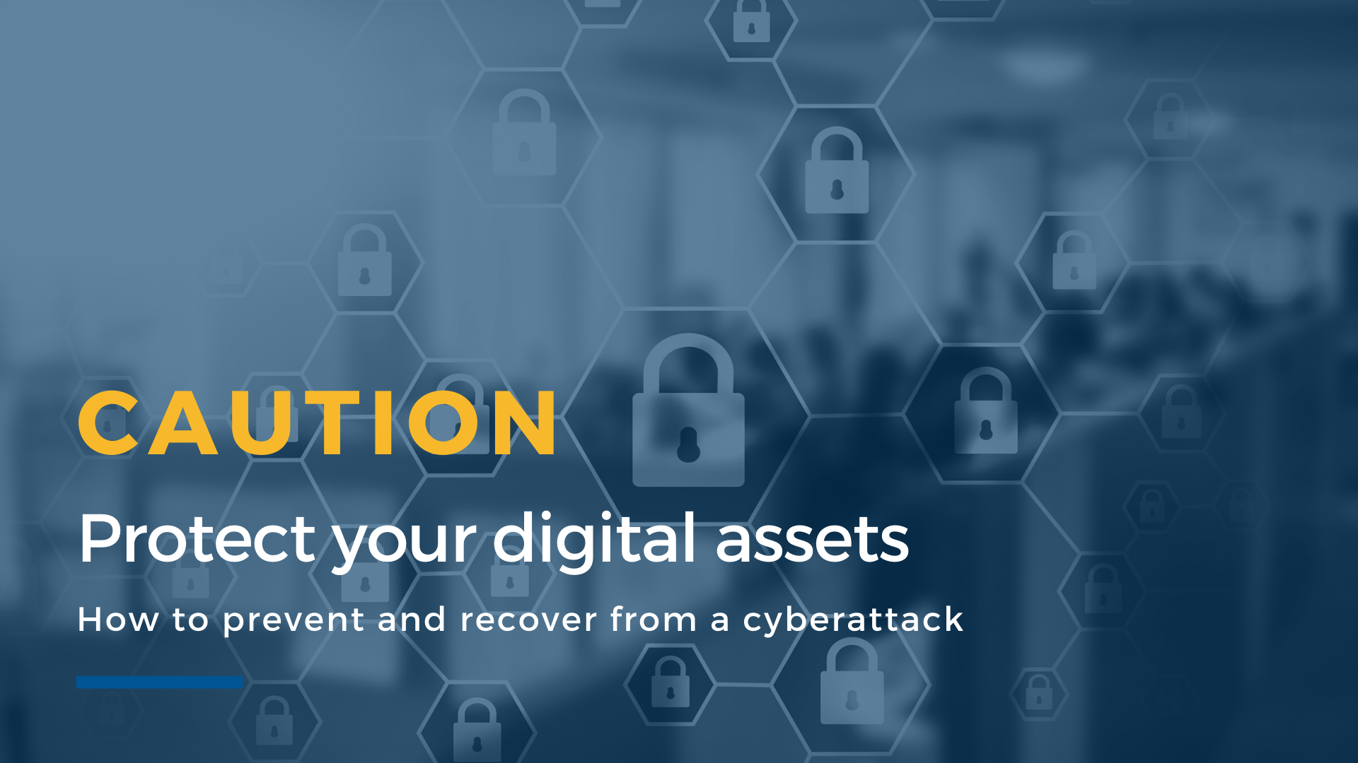 Are you in danger of a data breach? it's time to protect you digital assets