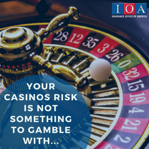 Your Casinos risk is not something to gamble with,,,