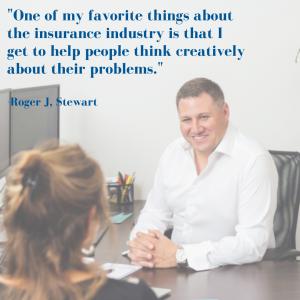 Get to Know Roger J Stewart
