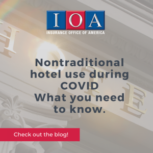 The Risk Associated with Non-traditional Hotel Use