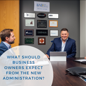 What Business Owners Should Expect From the New Presidential Administration