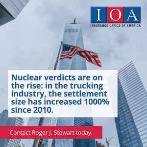 Nuclear verdicts on the rise