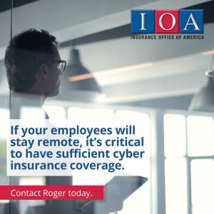 Cyber Insurance Coverage for Remote Workers